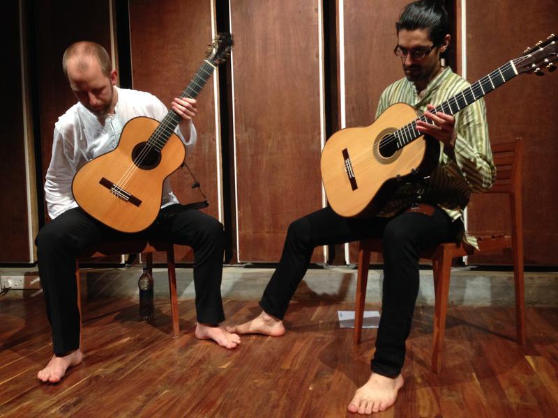 Photographer:Andrea | Guitar Duo at Cripa