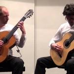 Bartoli Fodera duo - classical concert tonight at 8pm at CRIPA