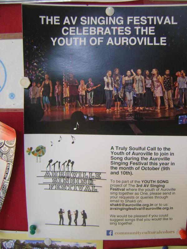 Photographer:Martha | AV singing festival in October