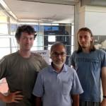 From Left: Manu, Chandresh, Dyuman