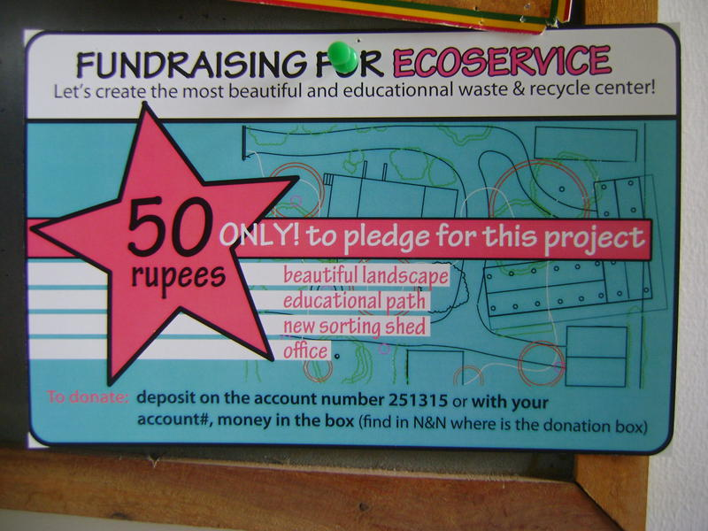 Photographer:Barbara | Eco Service need our help