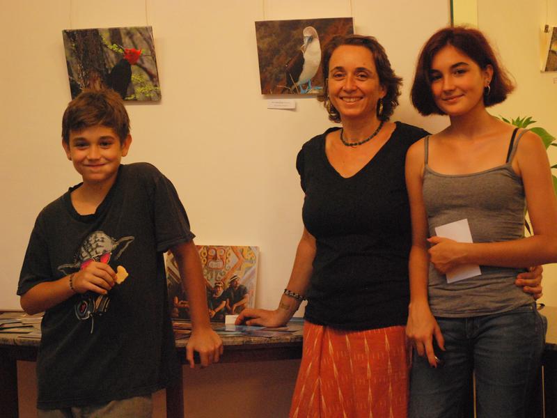 Photographer:Marissa | From Left: Eden, Matilde and Aloe