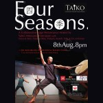 <b>Taiko Performance in Auroville</b>