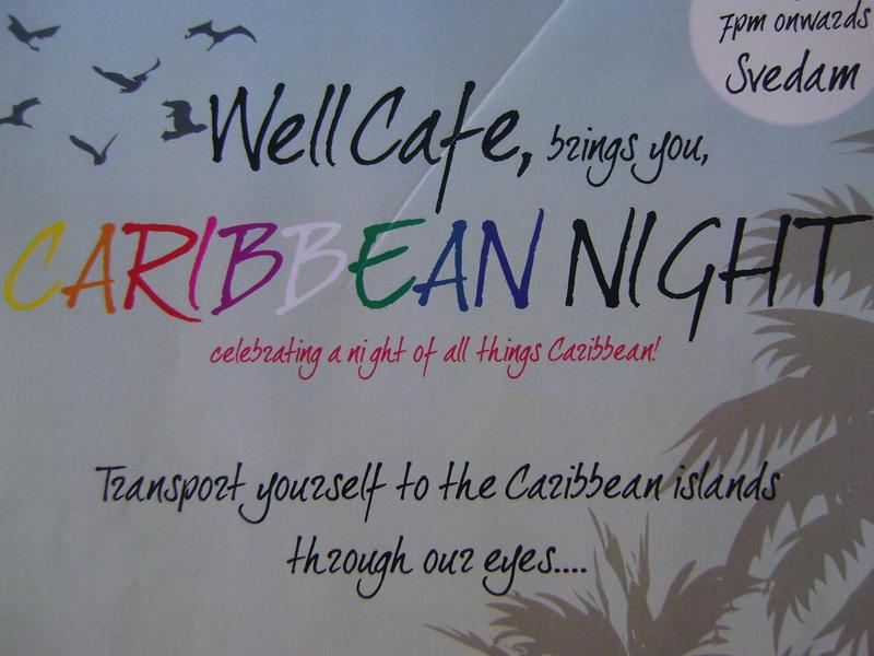 Photographer:Awa | Caribbean Night with Erika, Sian and Romain at Well Caffee