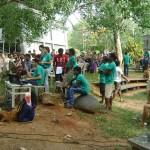 Youth Link volunteers