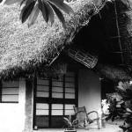 A model of a hut