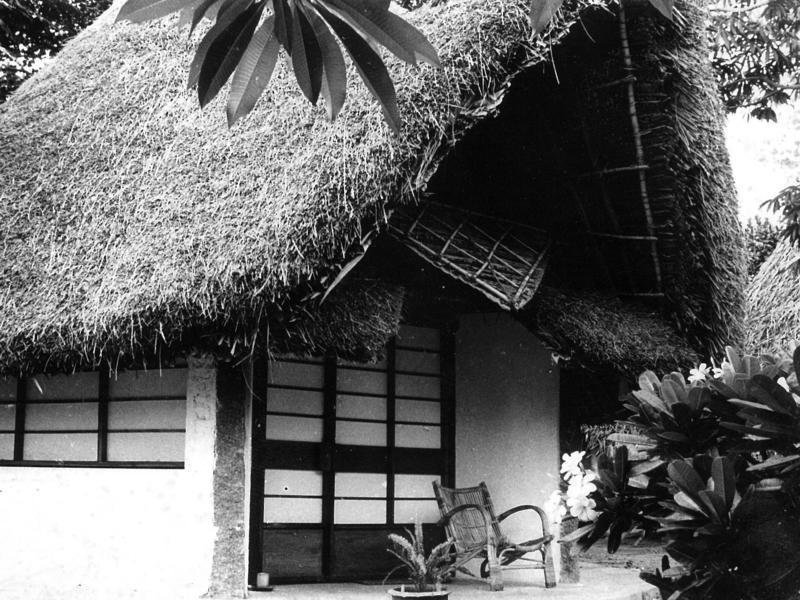 Photographer:Jossette | A model of a hut