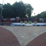 Scenes from Sri Aurobindo's Savitri  preparations