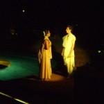 Scenes from Sri Aurobindo's Savitri - Meeting of the two, Savitri and Satyavan