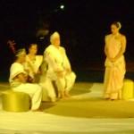 Scenes from Sri Aurobindo's Savitri