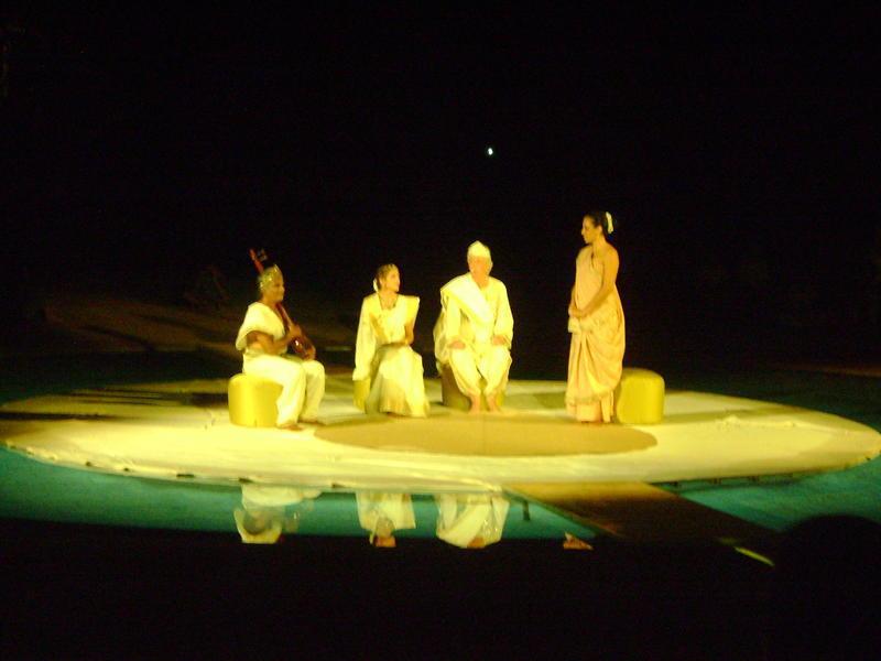Photographer:Amadea | Scenes from Sri Aurobindo's Savitri