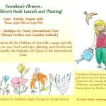 Yaroslava's Flawers 30th of August at Sankalpa