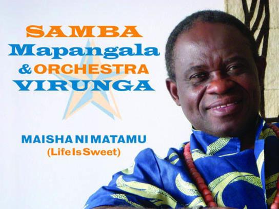 Photographer:web | Samba Mapangala & Virunga