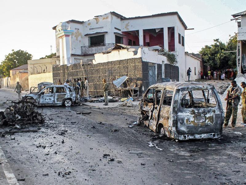 Photographer:web | Mogadish hotel now