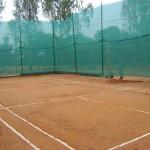 Certitude - new  badminton court
