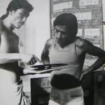 Tlalok and Fausto