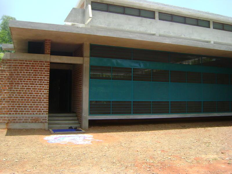 Photographer:Nur   Auroville Budokan - School of Martial Art, Aikido Dojo