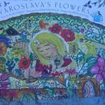 Yaroslava's Flowers - a book launch at Sankalpa in International Zone