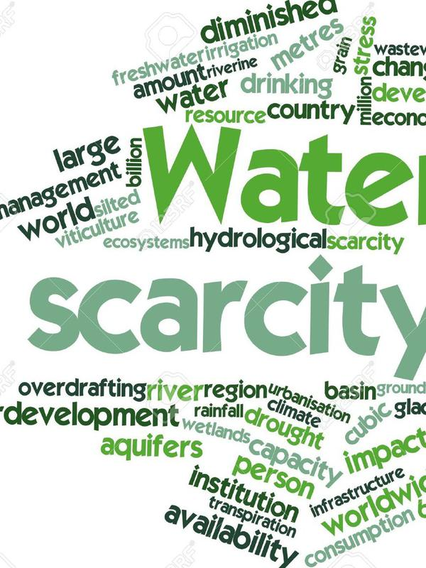 Photographer:web | Water scarcity