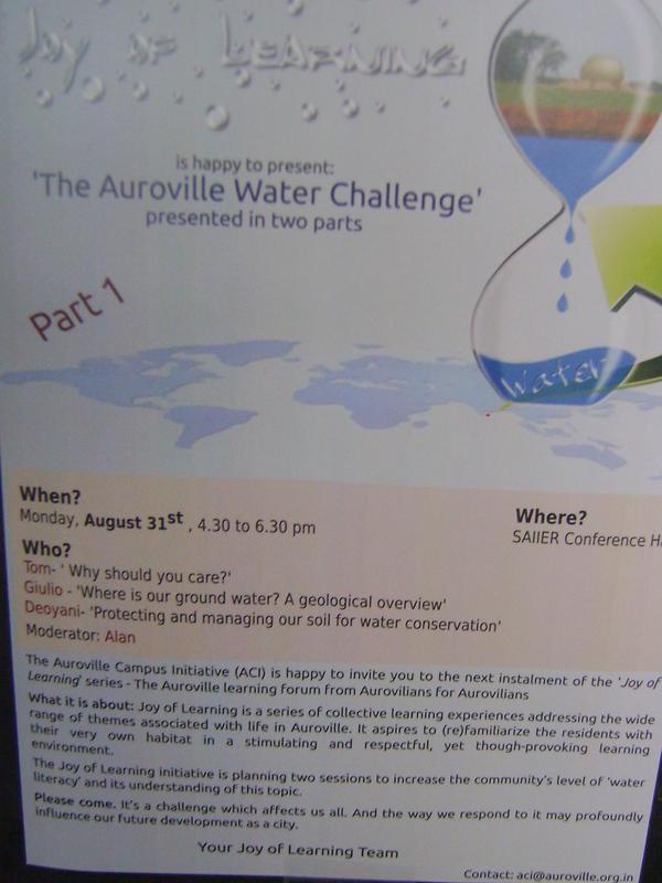 Photographer:Barbara | Joy of Learning - AV Water Challenge