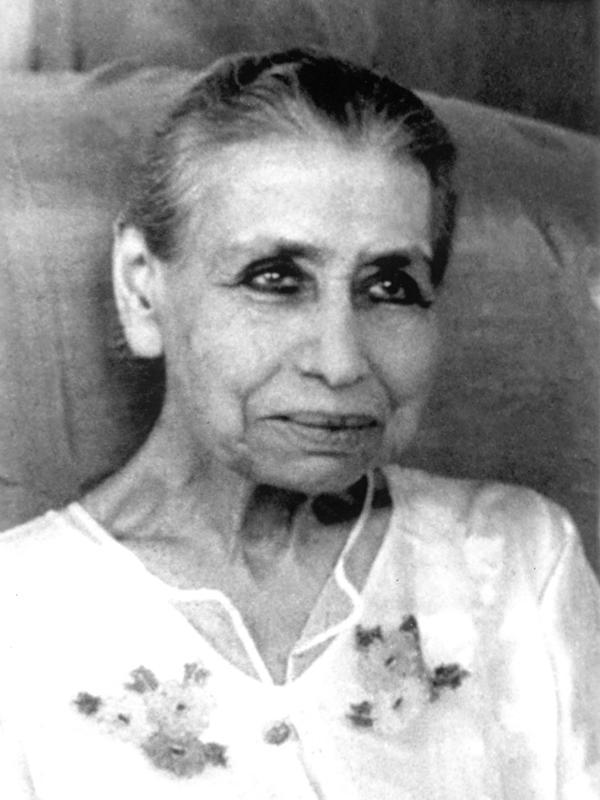 Photographer:Sri Aurobindo Ashram | The Mother