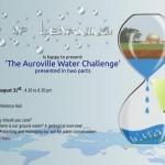 <b>The Auroville Water Challenge Pt1</b>
