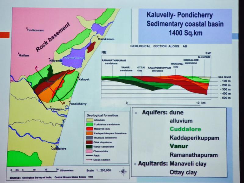 Photographer:Courtesy Joy of Learning | Kaluvelly basin