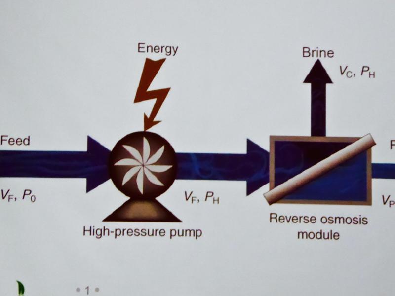Photographer:Powerpoint pics   Portion of a desalinization plant