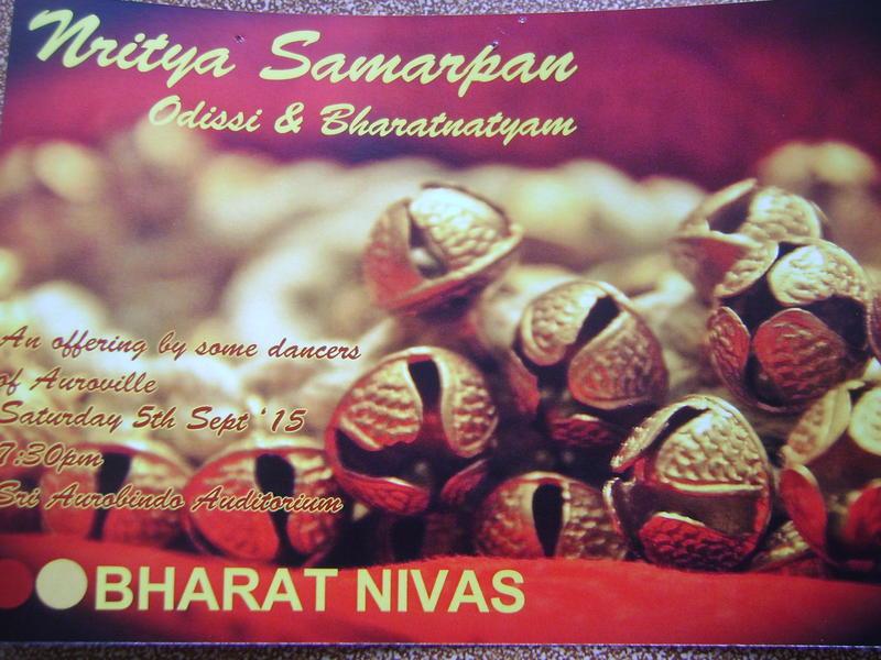 Photographer:Amadea | Nritya Samarpan, dance offering on Sat. 5th at 7.30pm at Bharat Nivas