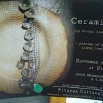 Ceramics III by Priya at Ptianga Wednesday 9th