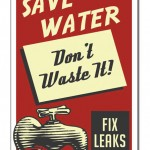 Save Water Now!