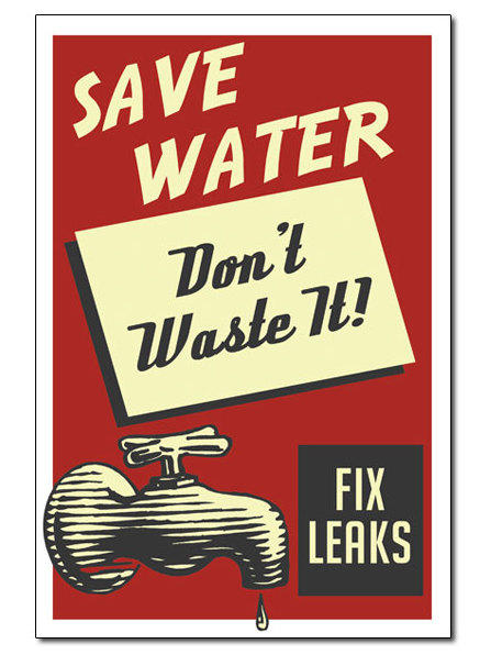 Photographer:www.awarenessideas.com | Save Water Now!