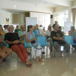 Auroville's residents the General Meeting called by the Auroville Council