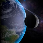 Partial Solar Eclipse in Virgo on New Moon on 13th