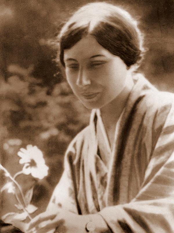 Photographer:Sri Aurobindo Ashram Archive | The Mother