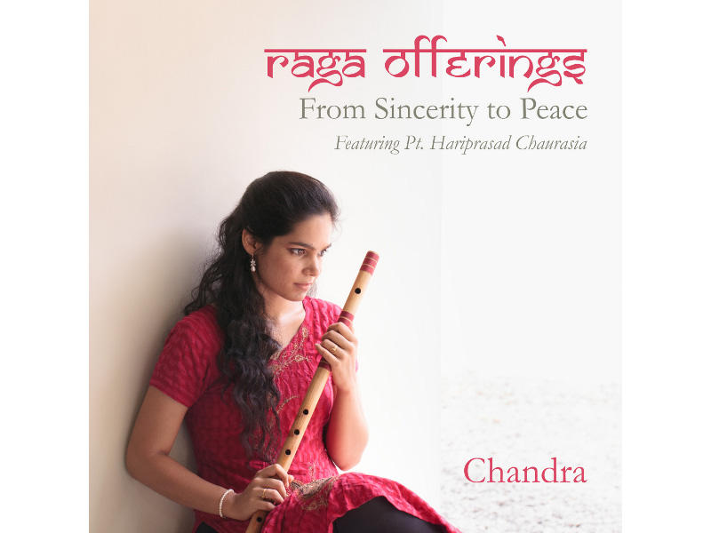 Photographer:CD cover | Chandra new album