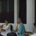 Chandra, Bryce, Devi - flute duet