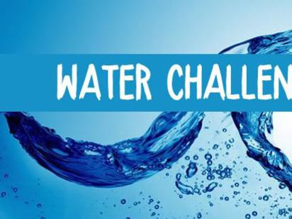Photographer:web | Water Challenge Part 2 Tuesday 15th  at 4.30pm SAIIER