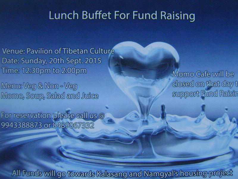 Photographer:Medea | Buffect Luch for Fund Raising for Kalsang&family Home