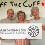 The Off The Cuff team... From left: Andrea, Renu & Wazo.