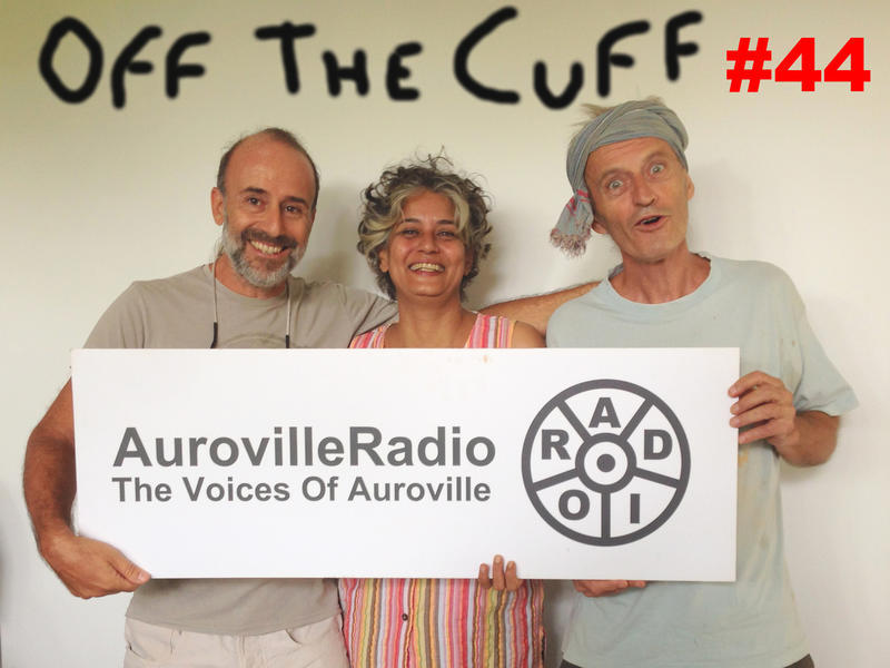 Photographer:Miriam | The Off The Cuff team... From left: Andrea, Renu & Wazo.