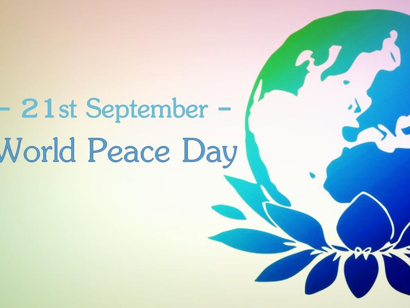 Photographer:web | World Peace Day