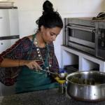Auroville Radio intern also participates in this process ;)