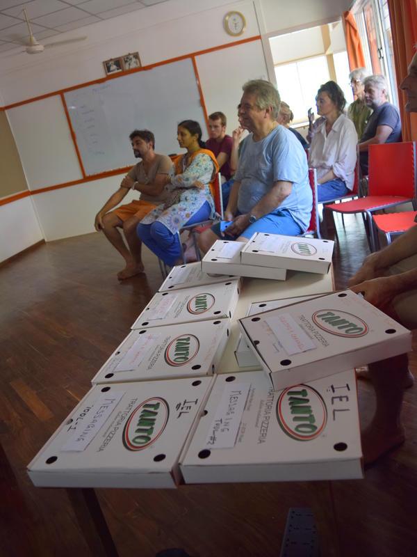 Photographer:Samira | Tanto Pizza Box Tool-kits