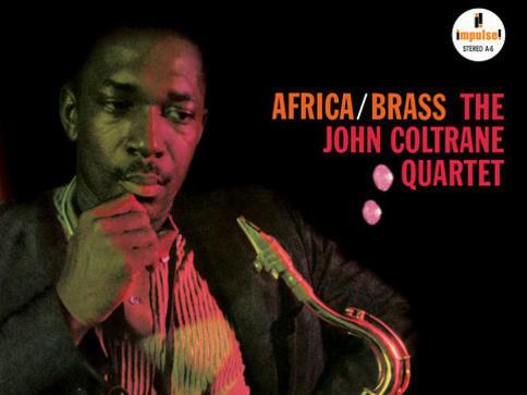 Photographer:web | John Coltrane Africa Brass