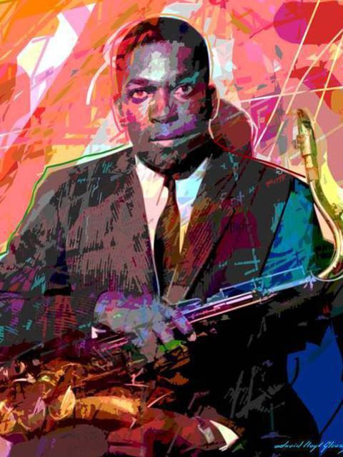 Photographer:web | John Coltrane
