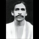 Sri Aurobindo, 1911, after coming to Pondicherry
