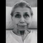 Mother in her room, 1960s