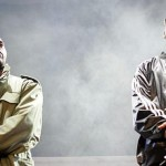 NAS and Jay-z performing