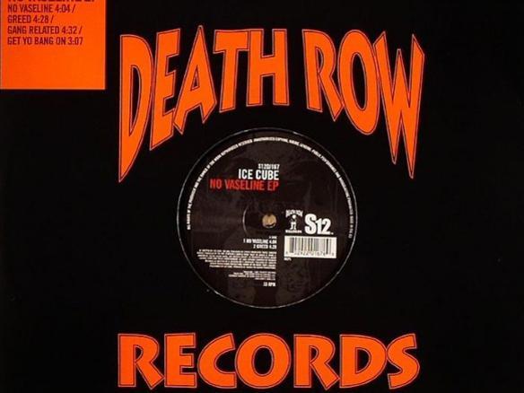 Photographer:Death Row Records | No vaseline album cover